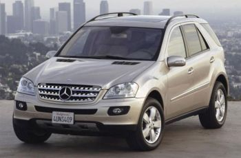 Mercedes benz ml 300 cdi 4 matic 3 0 190km vs mercedes for Mercedes benz ml 300