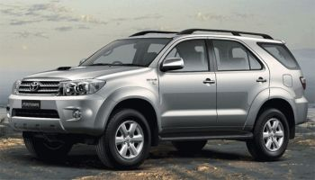 Toyota Fortuner 3.0 D-4D 163KM